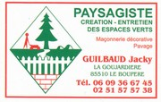 Guilbaud Paysagiste